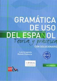 Gramática de uso del español B1-B2