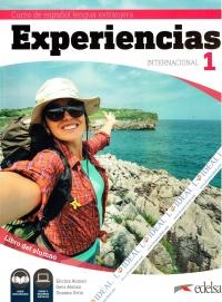 Experiencias Internacional 1 Libro del alumno