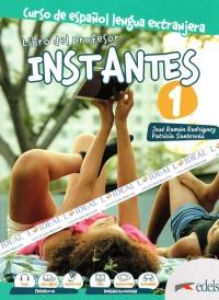 INSTANTES 1 Libro del profesor Curso de espanhol 7º ano