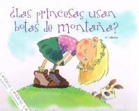 Las princesas usan botas de montaña?