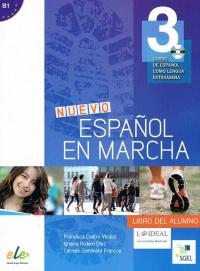 Nuevo Español en Marcha 3 - Libro del alumno + CD