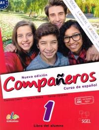 Compañeros 1 Libro del Alumno