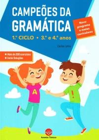 Campeões da Gramática - 1º Ciclo