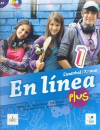En linea plus 1. Libro del alumno + CD